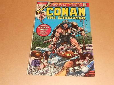 Conan The Barbarian King-Size Special 1 Marvel 1973 Barry Windsor Smith!