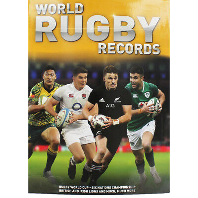 World Rugby Records 2019 by Chris Hawkes (Paperback), Non Fiction Books, New