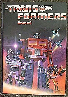 THE TRANSFORMERS ANNUAL, Anon`, Used; Good Book