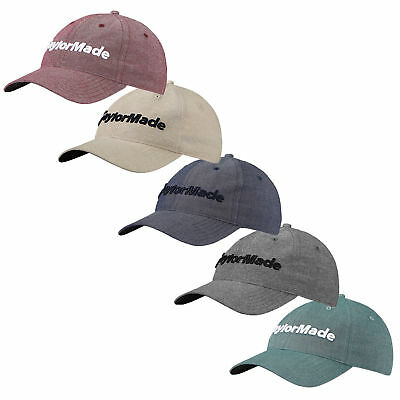 TaylorMade Golf Tradition Lite Heather Adjustable Hat Cap - Pick Color!