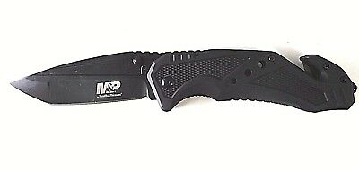 Smith & Wesson M&P Linerlock Tanto Folding Knife SWMP11B