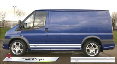 Ford Transit Sport St Stripes Decals Stickers Graphics St