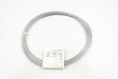 Loos & Co SZ12579 Stainless Steel Cable 50ft X 1/8in
