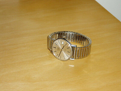 Vintage Rotary 157 Automatic 25 Jewels Swiss Made Watch - Working / Serviced