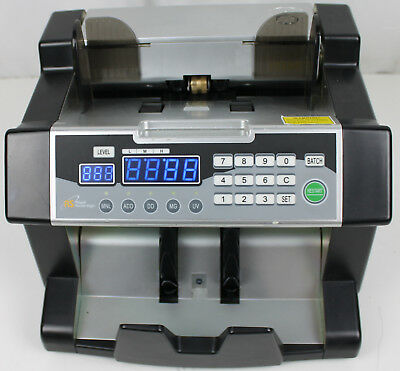 Royal Sovereign RBC-3100 Bill Counter with UV, MG, IR Counterfeit Detection