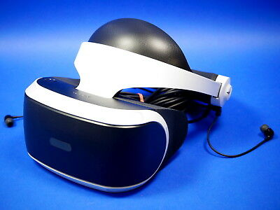 PS4 Sony PlayStation 4 VR 2 Vol2 Virtual Reality Brille ~8414