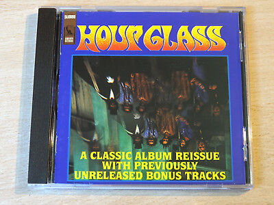 The Hour Glass/Self Titled/1992 CD Album