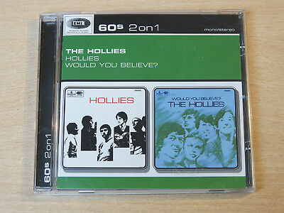 The Hollies/Hollies/Would You Believe/2005 CD Album