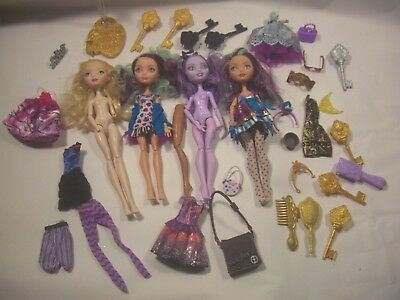 mattel Ever After High monster doll clothes accessories toy LOT