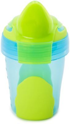 Vital Baby SOFT SPOUT BABY'S 1ST TUMBLER BLUE Weaning Cups BN