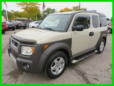 2005 Honda Element EX 2005 EX Used 2.4L I4 16V Automatic 4WD SUV Premium