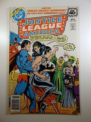 """Justice League of America #164 """"Murder By Melody!"""" Beautiful VF- Condition!!"""