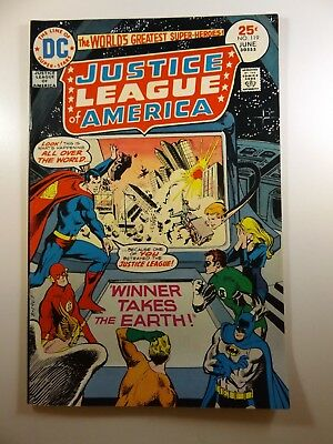 """Justice League of America #119 """"Winner Takes The Earth!"""" VF- Condition!!"""