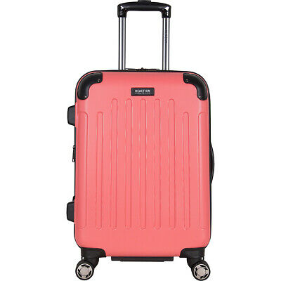 """Kenneth Cole Reaction Renegade 20"""" Carry On Upright Hardside Carry-On NEW"""