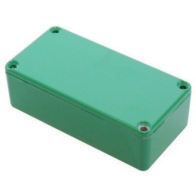 Hammond 1590G2GR Die Cast Stomp Box - Green 100 x 50 x 31