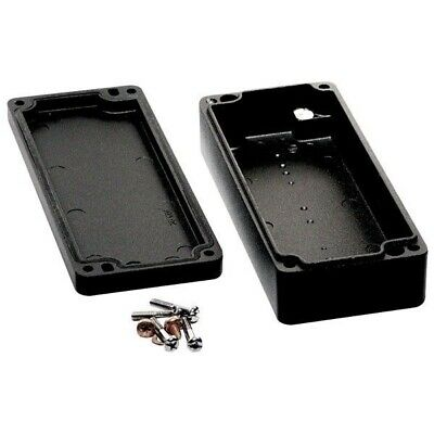 Hammond 1590Z063BK Watertight Diecast Enclosure 150 x 64 x 36 Black