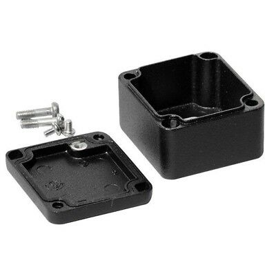 Hammond 1590Z060BK Watertight Diecast Enclosure 50 x 45 x 30 Black