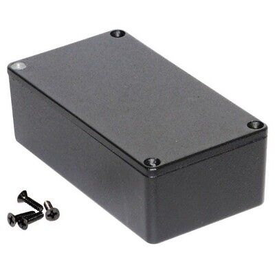 Hammond 1590N1BK Diecast Enclosure Black (121.1 x 66 x 39.3mm)