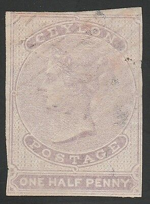 Kappysstamps Ks1969 Ceylon Scott# 38 Used Retail  $150