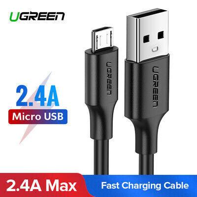 UGREEN Micro USB Cable Fast Charging Data Cable USB Data Cord for Android Phone