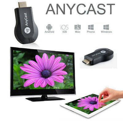 Anycast M2 Plus Wi-Fi Affichage Dongle 1080P HDMI Tv Dlna Airplay Miracast