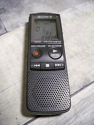 Sony ICD-PX820 Handheld Digital Voice Recorder CLEAN