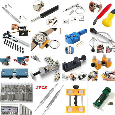 Hot Watch Repair Kit Watchmaker Back Case Battery Cover Remover Opener Tool Kit