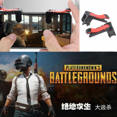 Cell Phone Game PUBG Trigger Controller Gamepad For Android IOS Phone New Design