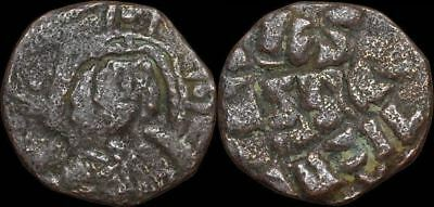 Normans, Southern Italy, Christ Follis, Dukes of Apulia or Counts of Sicily