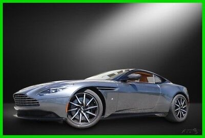 2017 Aston Martin DB11 Launch Edition 2017 Launch Edition Used Turbo 5.2L V12 48V Automatic RWD Premium