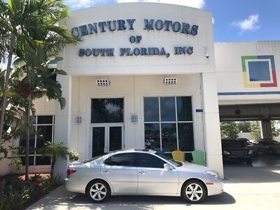 2006 Lexus ES  6 Disc CD Changer Sunroof Alloy Wheels Leather