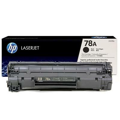 NEW Genuine HP CE278A 78A Toner Cartridge P1606