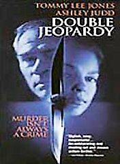 Double Jeopardy (Dvd, 2000) Includes Insert