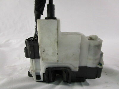 51917898 Closing Lock Rear Door Left Side Fiat Panda Van 1.2 44