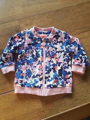 Joules Baby Girls Jacket Age 3-6 Months