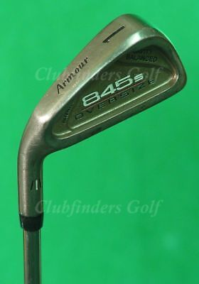 LH Tommy Armour 845s Oversize Single 1 Iron Tour Step 3 Steel Stiff