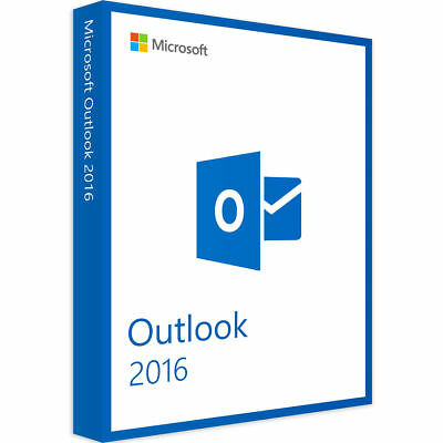 Genuine Product Key FAST DELIVERY Microsoft Outlook 2016