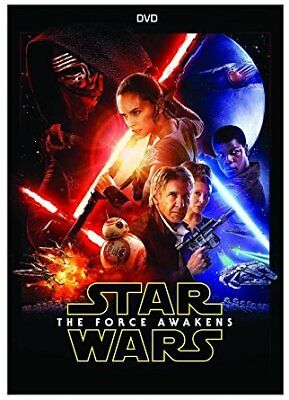 Star Wars: The Force Awakens (DVD) BRAND NEW!!! FREE SHIPPING!!!