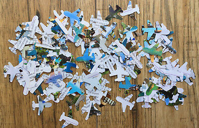 Wedding Table Aeroplane Confetti/Decor/Scatters-South East Asia Travel Brochures