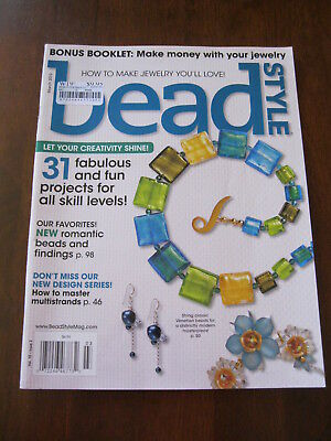 Bead Style: How to make Jewelry you'll love:Vol. 10 Issue 2 March 2012: Preloved