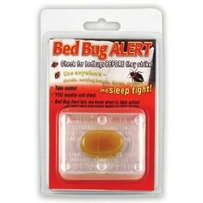20 Bed Bug Traps With Attractant Trappit Bed Bug Detector Traps Bed