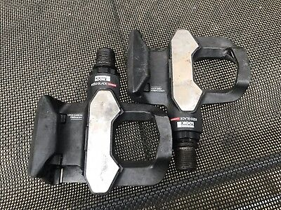 Look Keo Blade Carbon 12nm Spd Pedals No Cleats Good Condition