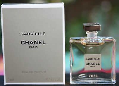 "Miniature ""Gabrielle"" de Chanel edp"