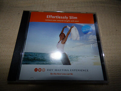 Effortlessly Slim Roy Martina experience self help cd