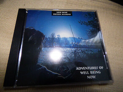 Adventures of well being now Nick Kemp human alchemy self help cd