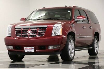 2010 Cadillac Escalade 4WD  Heated Cooled Leather Camera Infrared Tintcoa 2010 4WD  Heated Cooled Leather Camera Infrared Tintcoa Used 6.2L V8 16V AWD SUV