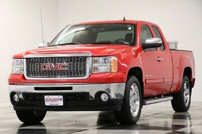2011 GMC Sierra 1500 SLT 4X4  Heated Leather Camera Extended Cab Fire R 2011 SLT 4X4  Heated Leather Camera Extended Cab Fire R Used 5.3L V8 16V 4WD