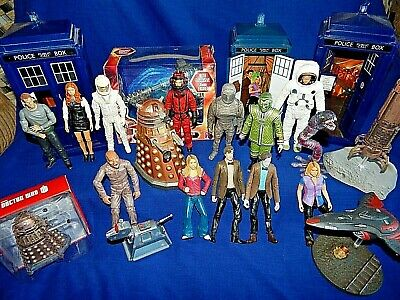 """DOCTOR WHO TARDIS' and - 5.5"""" & 3.75"""" DALEK'S & FIGURES -Please Choose your item"""