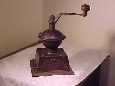 Rare Antique Cast Iron Griswold Coffee Grinder, Erie Pa.