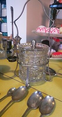 Job Lot Antique Vintage Epns & Silver Plate Items victorian ATTIC FIND BARN SHED